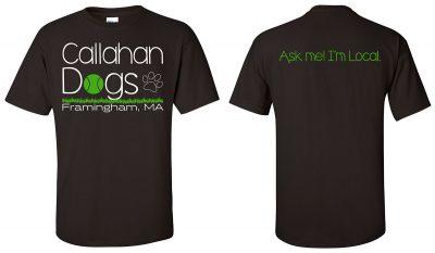 Callahan Dogs - tees